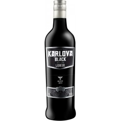 Karlova Black Vodka