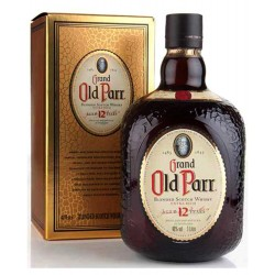 Grand Old Parr 12 Years